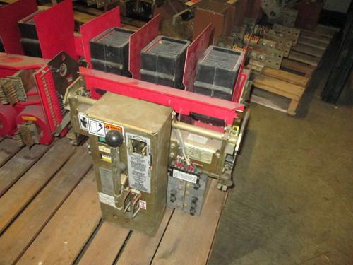 RL-1600 Siemens-Allis 1600A MO/DO LIG Air Circuit Breaker