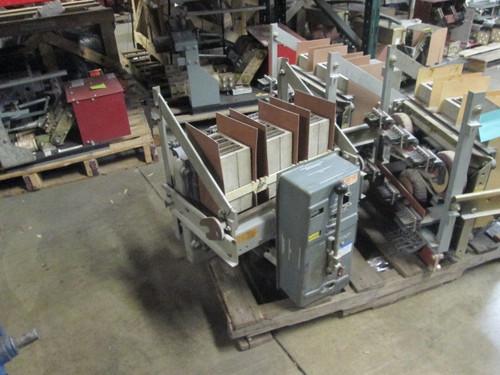 LA-1600 Siemens-Allis 1600A MO/DO LSI Air Circuit Breaker
