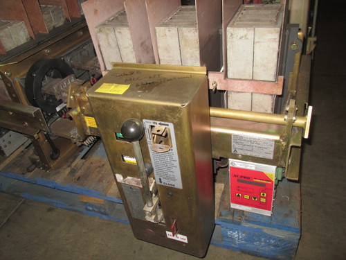 LA-1600A Allis-Chalmers 1600A MO/DO LSIG Air Circuit Breaker W/AC-PRO