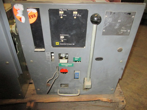 DS-206 Square D 800A MO/DO LI Air Circuit Breaker
