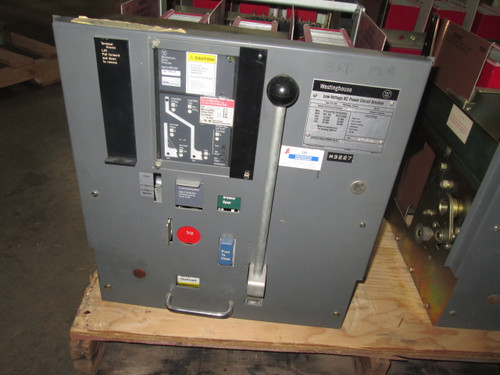 DS-206 Westinghouse 800A MO/DO LIG W/Digitrip Air Circuit Breaker