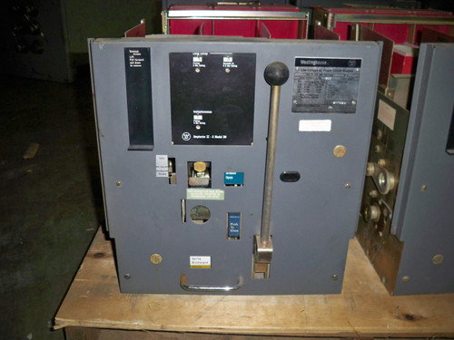 DS-206 Westinghouse 800A MO/DO LI Air Circuit Breaker