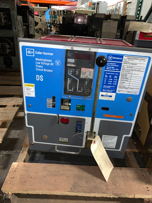 DS-206H Cutler-Hammer 800A MO/DO LIG Air Circuit Breaker