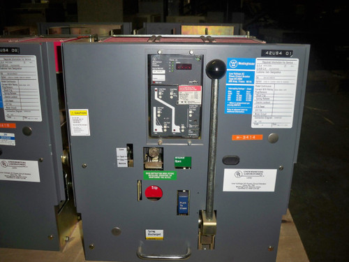 DS-206H Westinghouse 800A MO/DO LIG Air Circuit Breaker