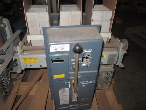 LA-1600 Allis-Chalmers 1600A MO/DO LI Air Circuit Breaker
