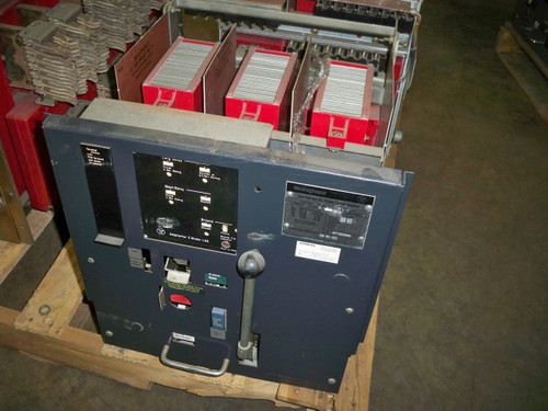 DS-206 Westinghouse 800A MO/DO LSG Air Circuit Breaker