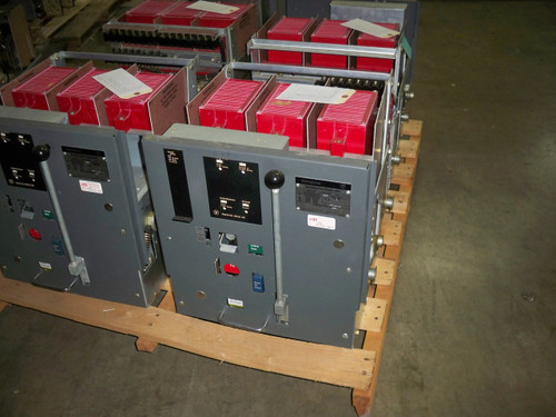 DS-416 Westinghouse 1600A MO/DO LIG Air Circuit Breaker