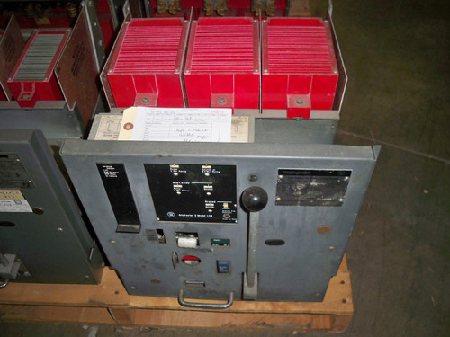DS-416 Westinghouse 1600A MO/DO LSG Air Circuit Breaker