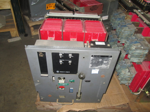 DS-416 Westinghouse 1600A EO/DO 1200A Cont. Current LS Air Circuit Breaker
