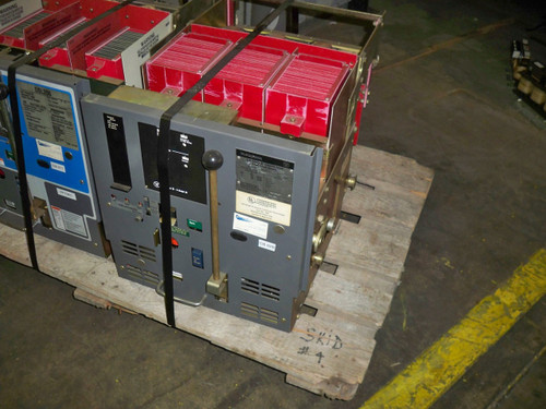 DSL-416 Westinghouse 1600A MO/DO 2000A Fuses LS Air Circuit Breaker