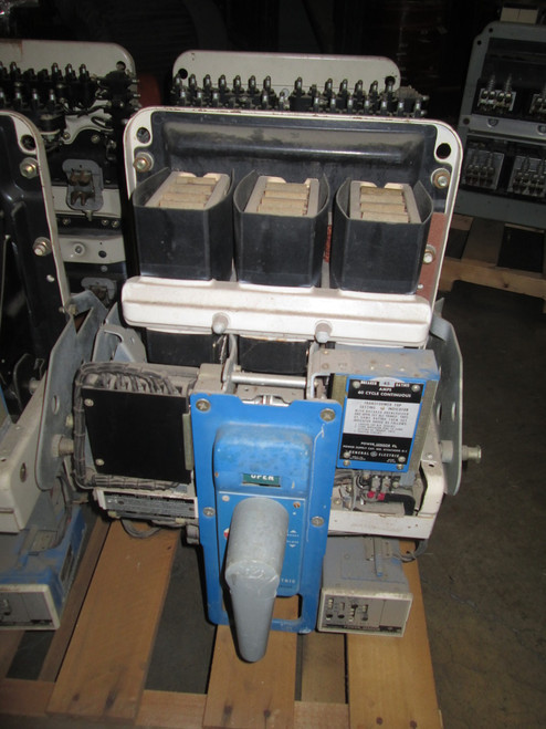 AK-3A-25 GE 600A MO/DO LS Air Circuit Breaker
