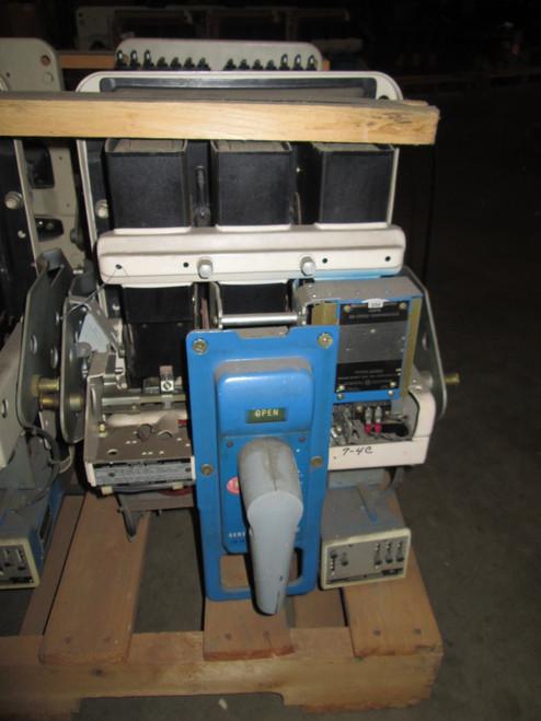 AK-3A-25 GE 600A MO/DO LIG Air Circuit Breaker