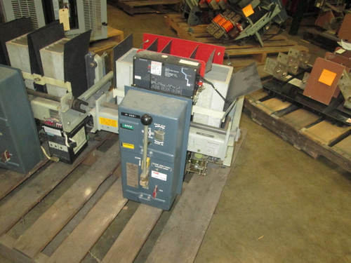 LA-1600 Allis-Chalmers 1600A MO/DO LSI Air Circuit  Breaker