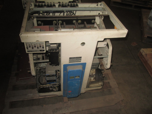AK-3A-50 GE 1600A EO/DO LSIG Air Circuit Breaker