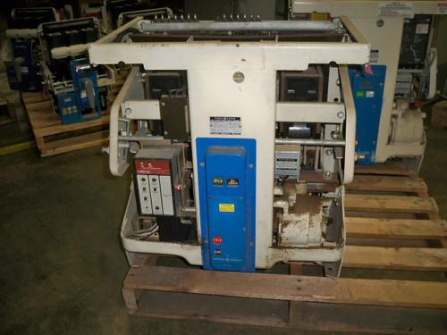 AK-3A-75 GE 3000A EO/DO LSI Air Circuit Breaker