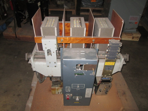 LA-4000 Allis-Chalmers 4000A EO/DO LS Air Circuit Breaker