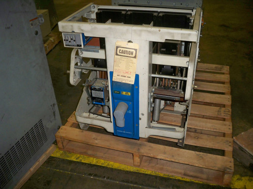 AK-3A-75 GE 3000A MO/DO LSI Air Circuit Breaker
