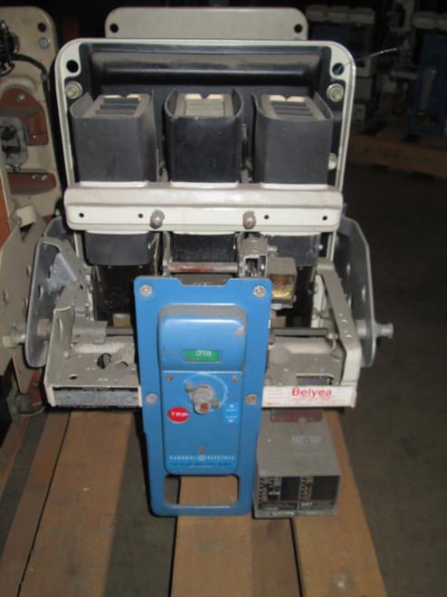 AK-5A-25-M GE 600A MO/DO LSI Air Circuit Breaker