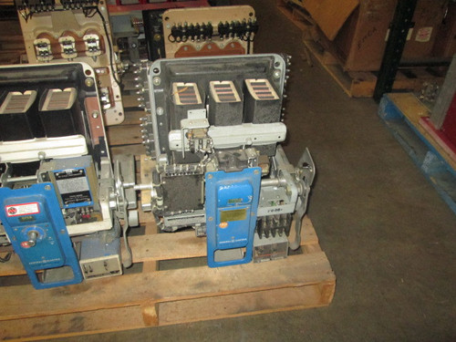 AK-5-25-E GE 600A EO/DO LI Air Circuit Breaker