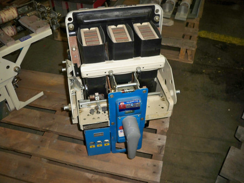 AKU-2A-25-1 GE 600A MO/DO 400A Fuses LI Air Circuit Breaker