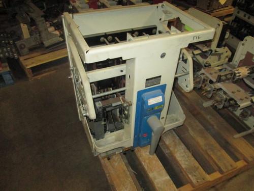 AKU-2A-50-2 GE 1600A MO/DO 1200A Fuses LI Air Circuit Breaker