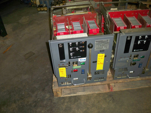 DSL-206 Westinghouse 800A MO/DO 1600A Fuses LIG Air Circuit Breaker