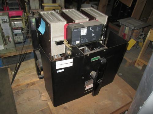 LA-50A Allis-Chalmers 1200A MO/DO LI Air Circuit Breaker