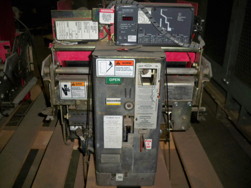 RLF-800 Siemens-Allis 800A EO/DO 600A Fuses LSIG Air Circuit Breaker
