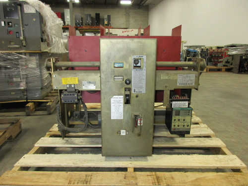 LA-4000A Siemens-Allis 4000A EO/DO LSIG Air Circuit Breaker