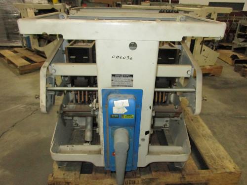 AK-2A-75-1 GE 3000A MO/DO LI Air Circuit Breaker