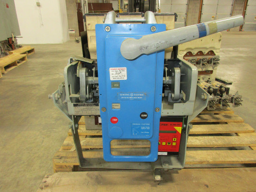 AKJ-5A-50 GE 1600A MO/DO LSIG Air Circuit Breaker W/AC-PRO