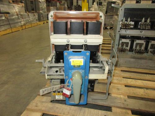 AKU-2-25-1 GE 600A MO/DO 1200A Fuses LI Air Circuit Breaker