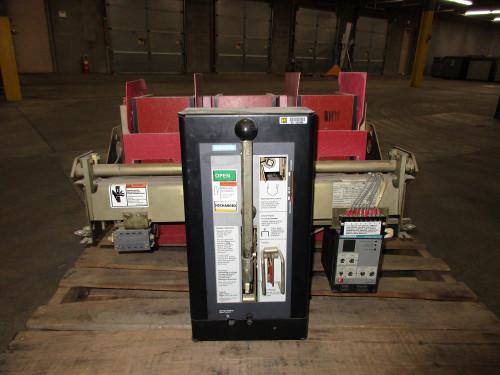 RL-3200 Siemens 3200A MO/DO LSG Air Circuit Breaker