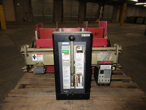 RL-3200 Siemens 3200A MO/DO LSG Air Circuit Breaker