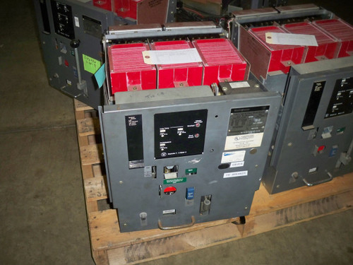 DS-420 Westinghouse 2000A EO/DO LI Air Circuit Breaker