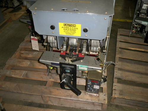 KC-GS ITE 1600A MO/DO LSIG Air Circuit Breaker