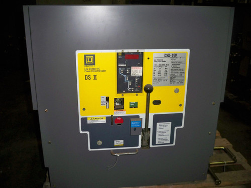 DSII-850 Square D 5000A EO/DO LS Air Circuit Breaker