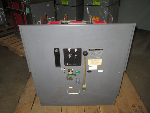 DS-840 Westinghouse 4000A MO/DO LS Air Circuit Breaker