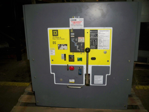 DS-840 Square D 4000A EO/DO LS Air Circuit Breaker