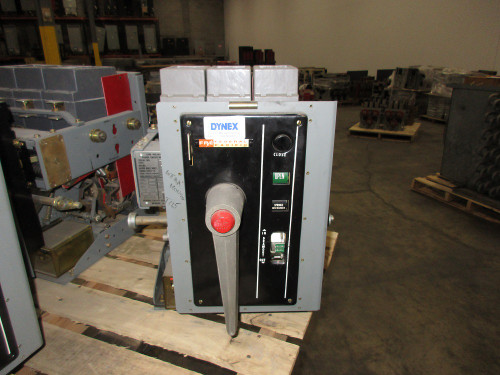 FP-25 Federal Pacific 600A MO/DO LI Air Circuit Breaker