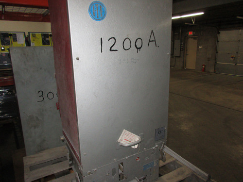 5HK ITE 1200A 4.76KV EO/DO Air Circuit Breaker (230-AC Closing Volts)