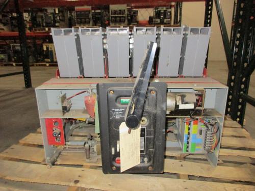 75H-3 Federal Pioneer 3200A EO/FM LSIG Air Circuit Breaker