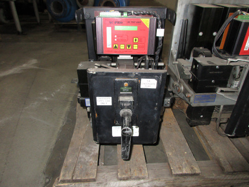 DB-15 Westinghouse 225A EO/DO LSIG Air Circuit Breaker
