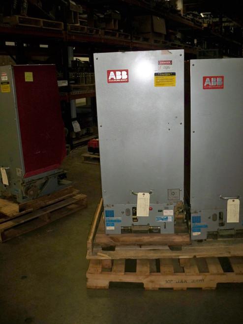 5HK ABB 1200A 4.76KV EO/DO Air Circuit Breaker