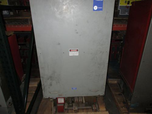 150 DHP 500 Westinghouse 1200A 15KV Air Circuit Breaker (90-130 DC Closing Volts)
