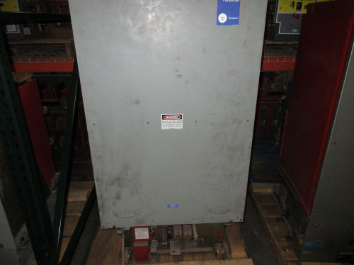 150 DHP 500 Westinghouse 1200A 15KV Air Circuit Breaker (90-130 DC Closing Volts)