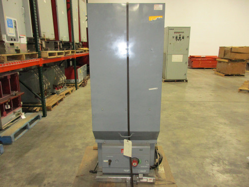 DST-2-500 Federal Pacific 1200A 15KV EO/DO Air Circuit Breaker