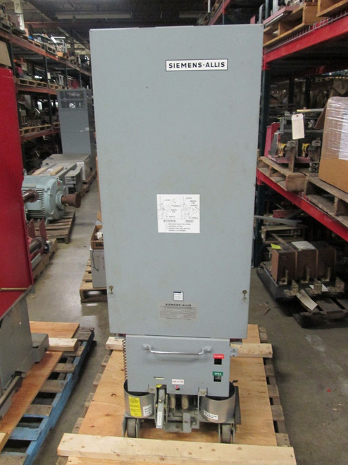 MA-350C-1 Siemens-Allis 2000A 4.76KV EO/DO Air Circuit Breaker