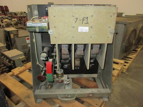 AE1B GE 600A MO/DO LSI Air Circuit Breaker W/Door