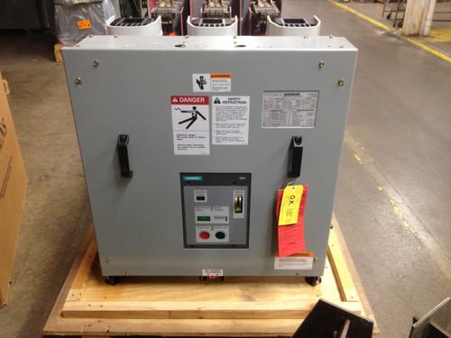 5-GMI-350-3000-78 Siemens 3000A 5KV Vacuum Circuit Breaker (NEW SURPLUS)